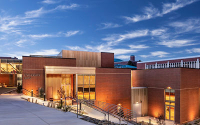 University Arts Building wins architecture design honors across the country