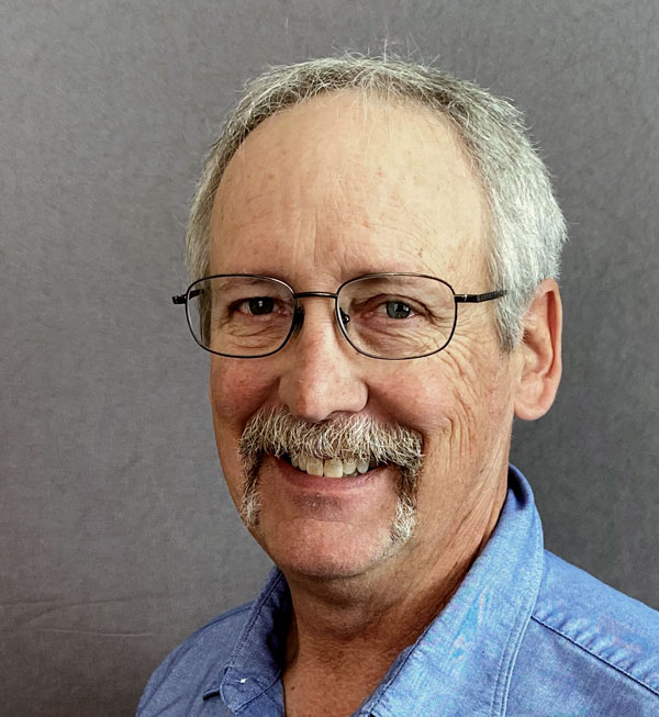 Newest Team Member:  Larry Green