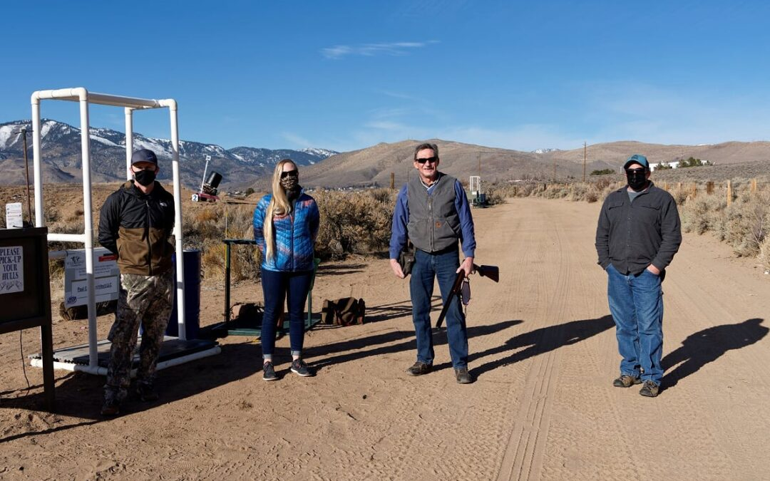 2021 Wild Sheep Foundation Sporting Clays Shoot