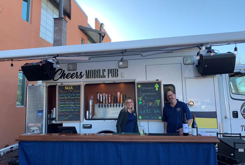 Cheers Mobile Pub