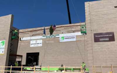 Procter R. Hug High School Topping Out Ceremony